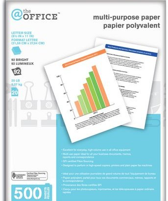 Theoffice Multi Purpose Paper 500 Sheets Deal Spotter